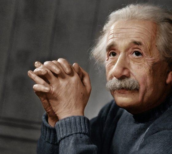 Эйнштейн как математик