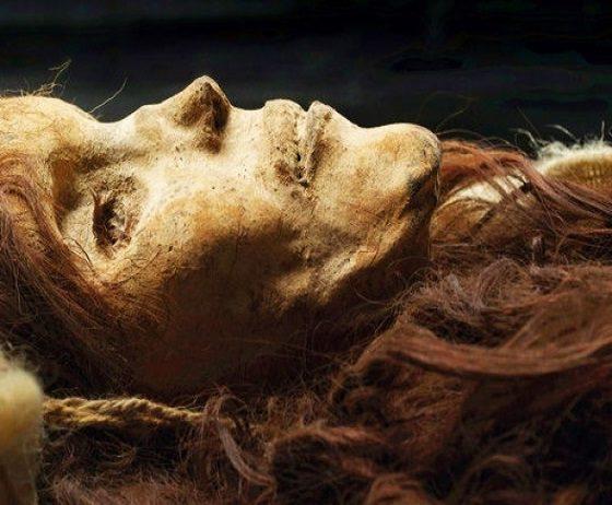 Волосы после смерти