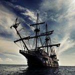 Корабль «Летучий голландец»