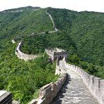 Китайская стена из космоса